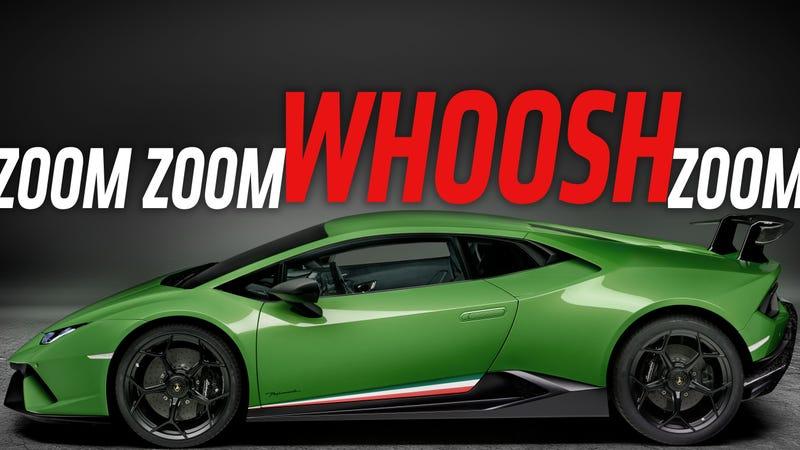 Here's How The Lamborghini Huracán Performante Manipulates Air ...