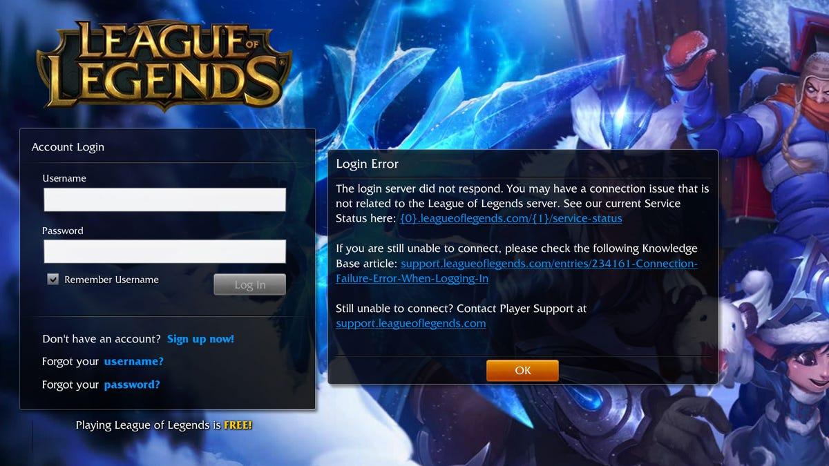 Hackers Claim Takedown Of Battle net, League Of Legends, EA