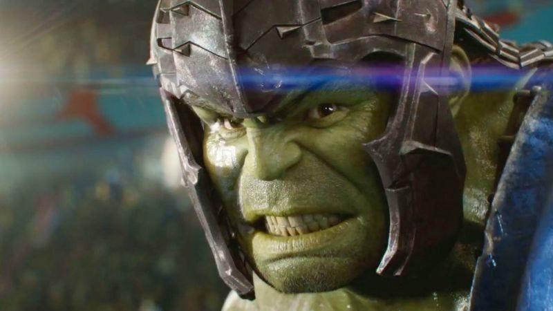 Screenshot: Thor: Ragnarok trailer