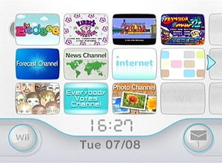 Illustration for article titled Wii Gets a Firmware Update, #1 Feature is a Clock...