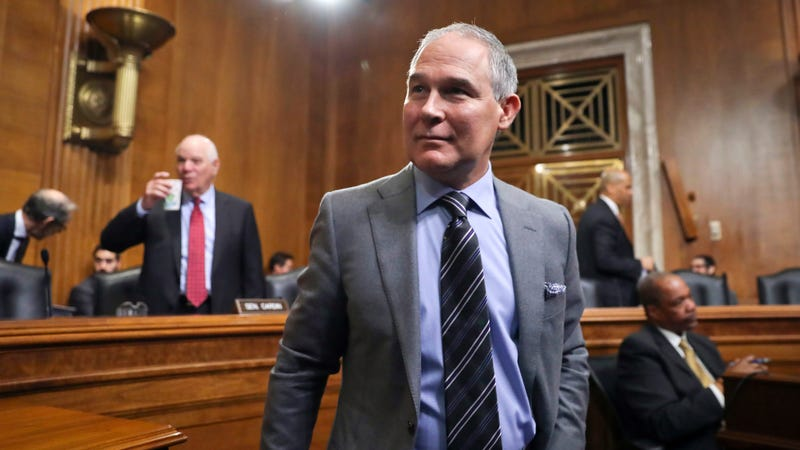 Illustration for article titled EPA Chief Scott Pruitt Says the Bible Teaches Us to 'Harvest' 'Natural Resources' Like Gas, Oil and Coal
