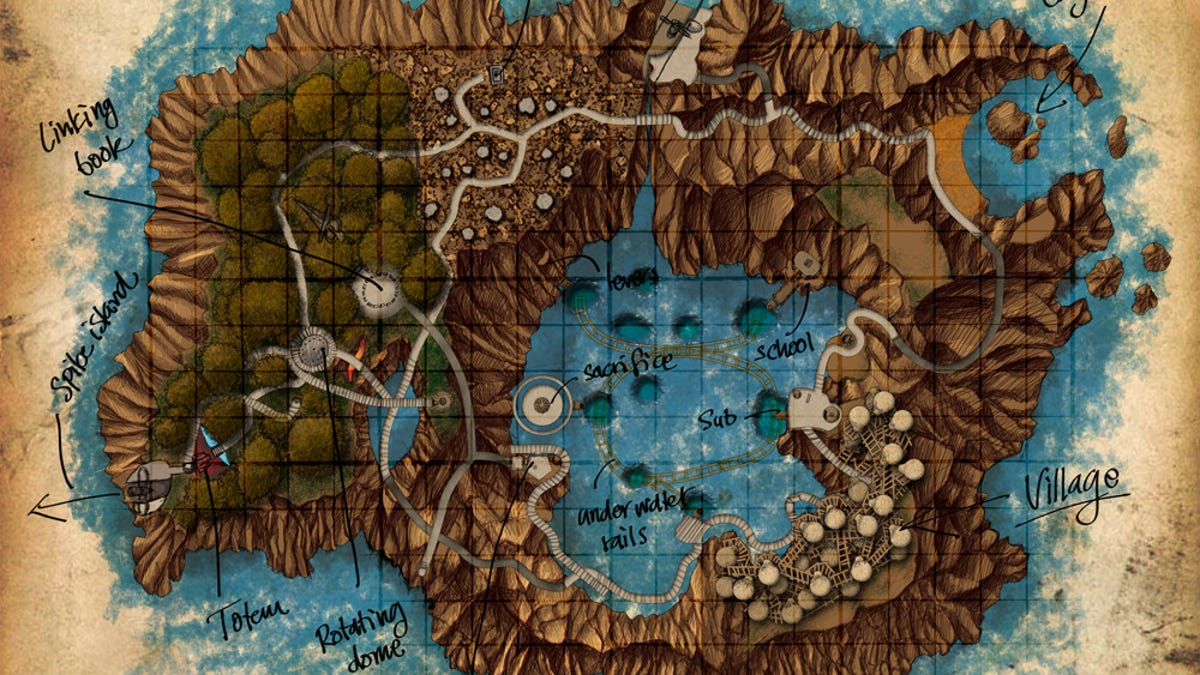 The most incredible fantasy maps youve ever seen gumiabroncs Choice Image