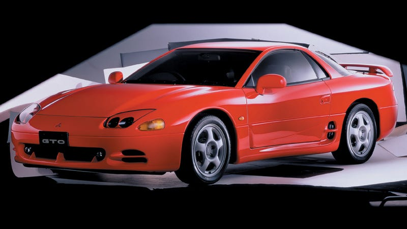 Have You Ever Owned A Mitsubishi 3000GT The Most Overcomplicated