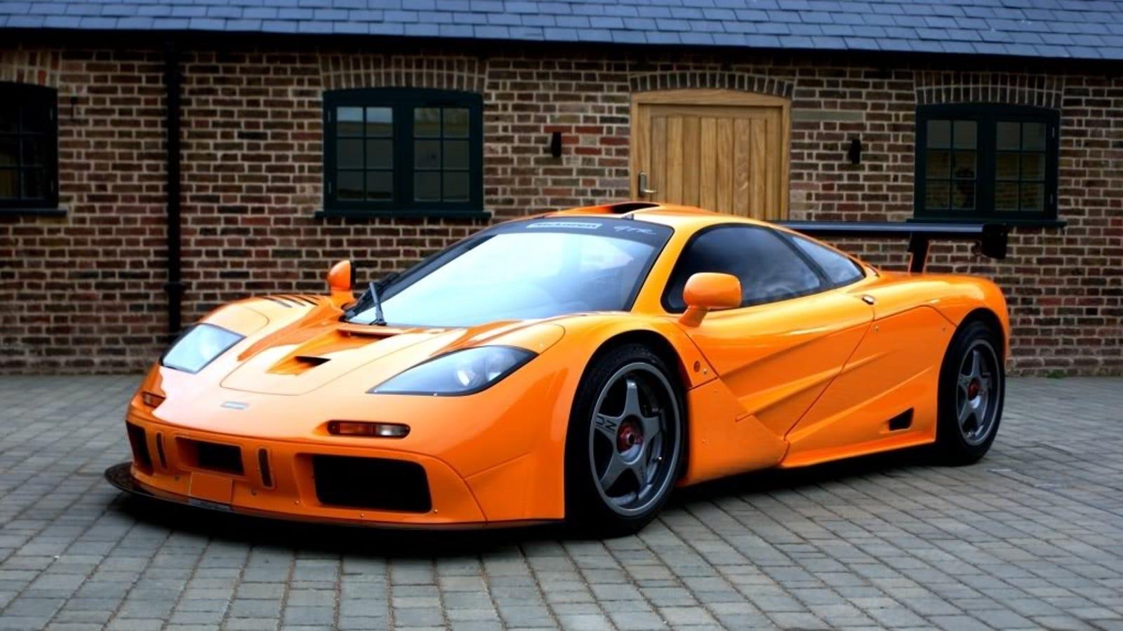 La genial (y corta) historia de por qué el McLaren F1 suena como suena