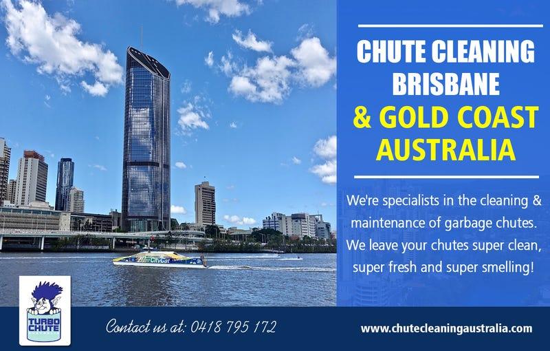 Illustration for article titled Chute Cleaning Brisbane & Gold Coast Australia