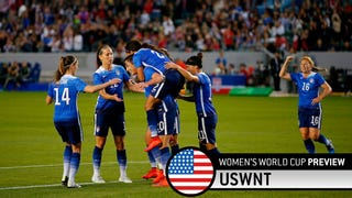 Illustration for article titled If Anything, The USWNT Might Be Too Stacked