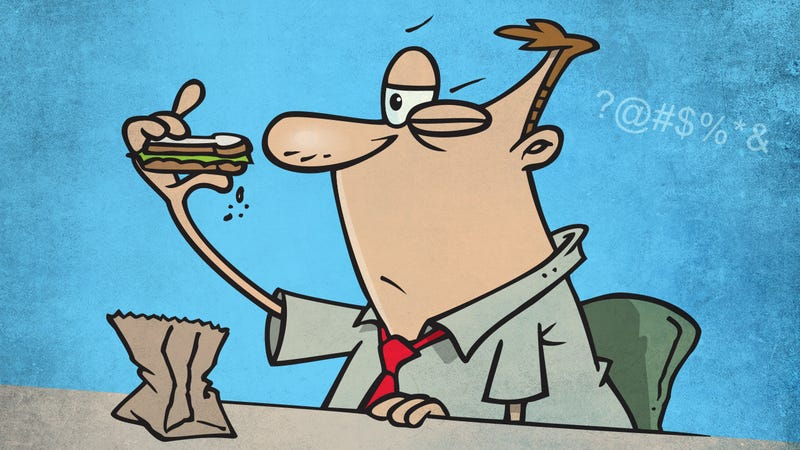 Illustration for article titled How to Stay Motivated to Keep Brown-Bagging Your Lunch
