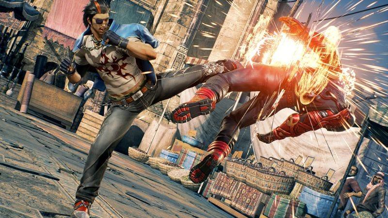 Screenshot: Tekken 7/Namco Bandai Entertainment