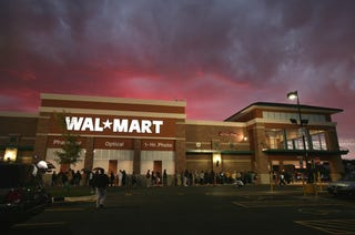 Illustration for article titled Wal-Mart Launches 'Operation Main Street'