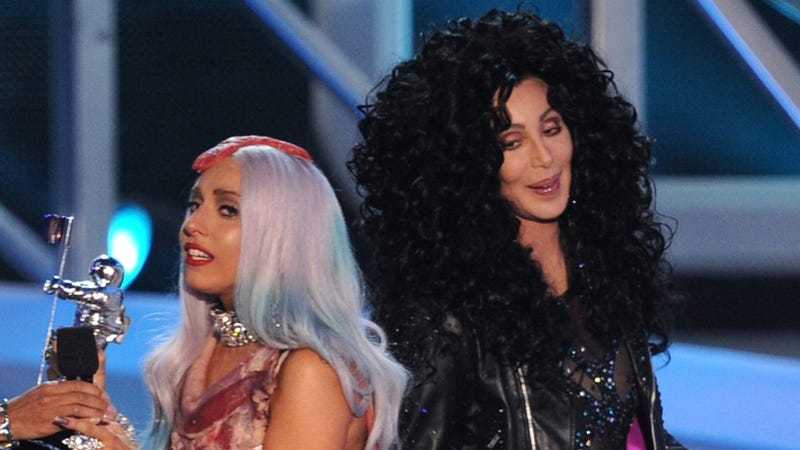 Illustration for article titled Cher and Lady Gaga Collaborated on a Song, and It Is So Terrible