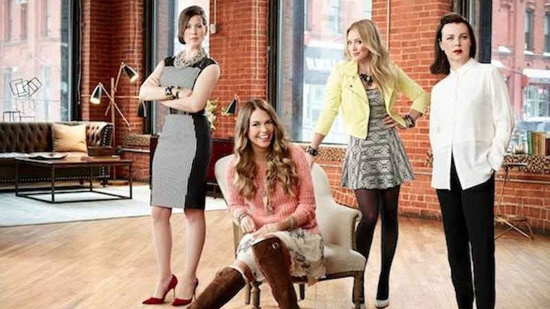 Illustration for article titled Hilary Duff, Sutton Foster and Debi Mazar to Star in New TV Comedy