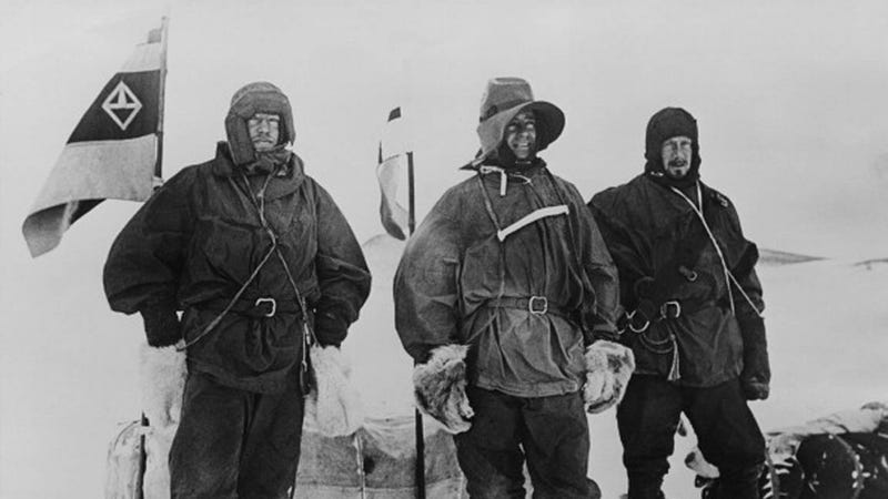 Illustration for article titled Top of the First Antarctic Explorers' Packing List: Lots and Lots of Cocaine