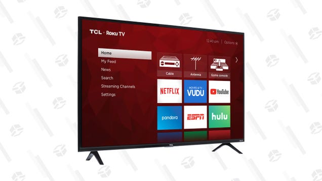 TCL s Massive 75  4K TV Is Just $700, And It s Not Even Black Friday Yet