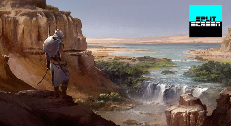 Illustration for article titled Assassin's Creed OriginsIs Better If You Play It Slowly