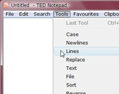 Illustration for article titled TED Notepad Is an Advanced, Light, and Fast Plain Text Editor