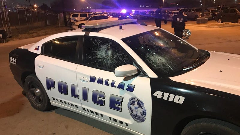 Image: Dallas Police Association/Twitter