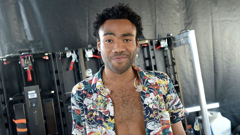 Illustration for article titled Here's Why Donald Glover, Hero Artist, Is My New Crush