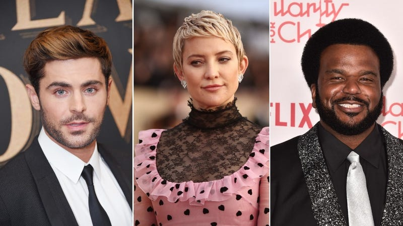 Illustration for article titled Ana Lily Amirpour's next film gets Kate Hudson, Craig Robinson, and Zac Efron