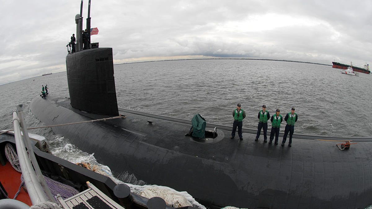 Even More Wacky Submarine Terms You Never Knew You Wanted To