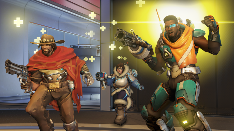 Illustration for article titled Overwatch's Latest Update Redeems The Game's Competitive Mode