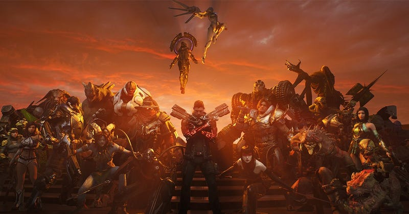 Illustration for article titled After Fortnite's Massive Success, Epic Shuts Down Paragon