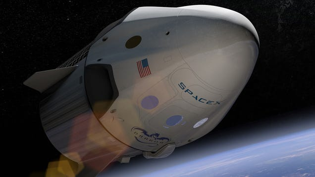 SpaceX Wants You to Start Saving for Your (Possibly Deadly) Trip to Mars