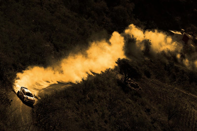 Illustration for article titled Oppo Rally Porn: The Best Photos From Rally Mexico