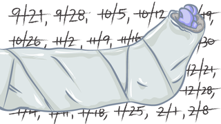 Illustration for article titled 4 To 6 Weeks, My Ass: Why NFL Injury Estimates Are Bullshit