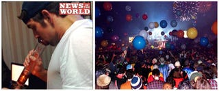 Illustration for article titled Was Michael Phelps Narced On By Careless Phish Fan?