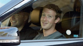 Illustration for article titled Zuckerberg Shoots Down Non-Existent Rumor Of Facebook Car