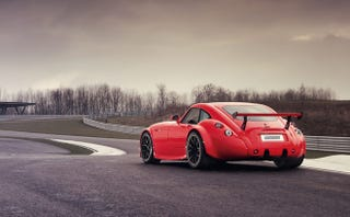Illustration for article titled Wiesmann somehow escaped bankruptcy!