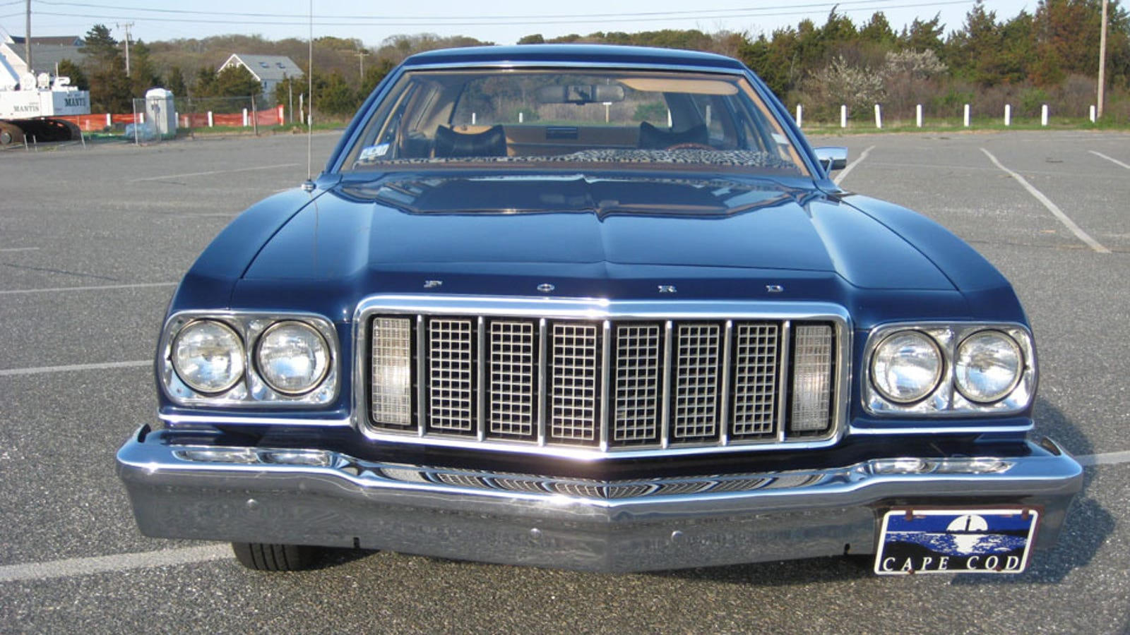 mother 39 s day edition 1975 ford torino wagon. Black Bedroom Furniture Sets. Home Design Ideas