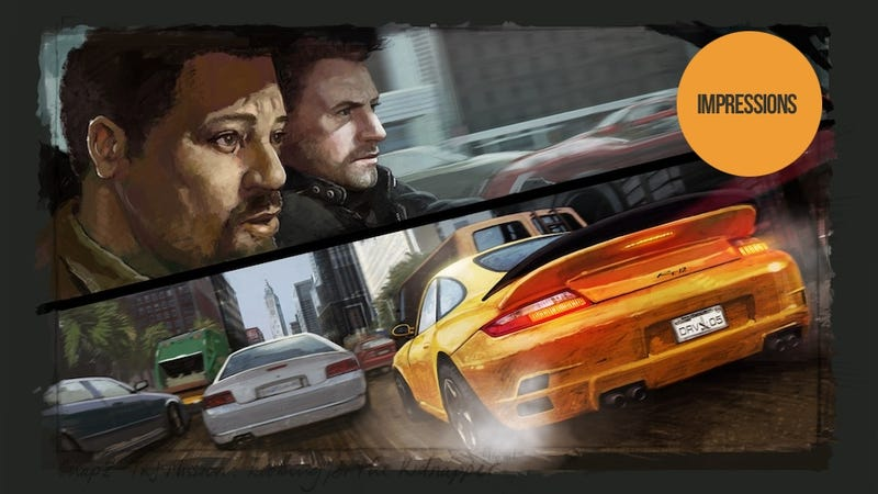 Illustration for article titled Driver San Francisco is the Best Game No One is Talking About