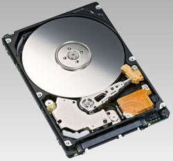 Illustration for article titled Fujitsu's 7200rpm 2.5-Inch Drives First to Hit 320GB