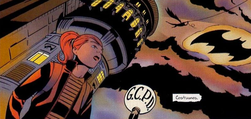 Illustration for article titled What's Your Favorite Barbara Gordon Moment?