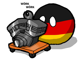 Illustration for article titled Is wörk Germany gone? It cant be gone. Its not Possible.