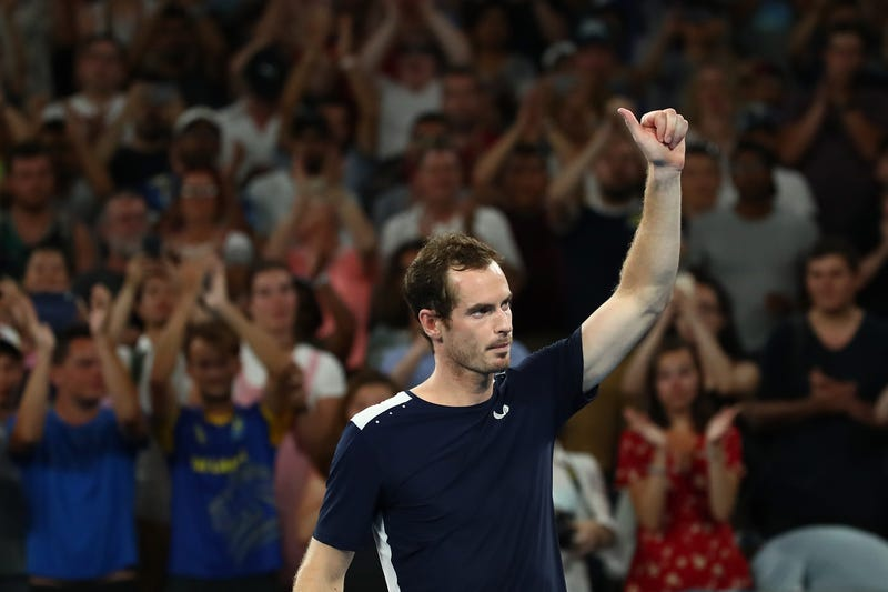 Illustration for article titled Andy Murray Might Be Done In Australia After Grinding Five-Set Loss