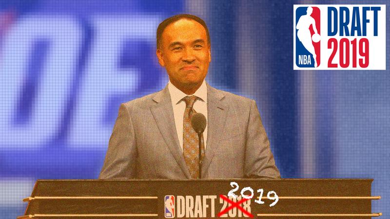 Illustration for article titled Kinja's 2019 NBA Draft Liveblog