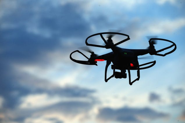 Most Drones Will Be Required to Broadcast Their Locations By 2023
