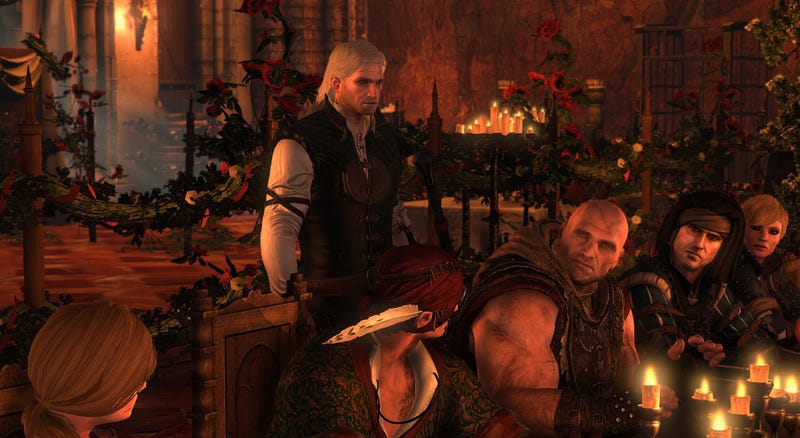 Illustration for article titled Modders Are Making An Epilogue For Witcher 3, But In Witcher 2