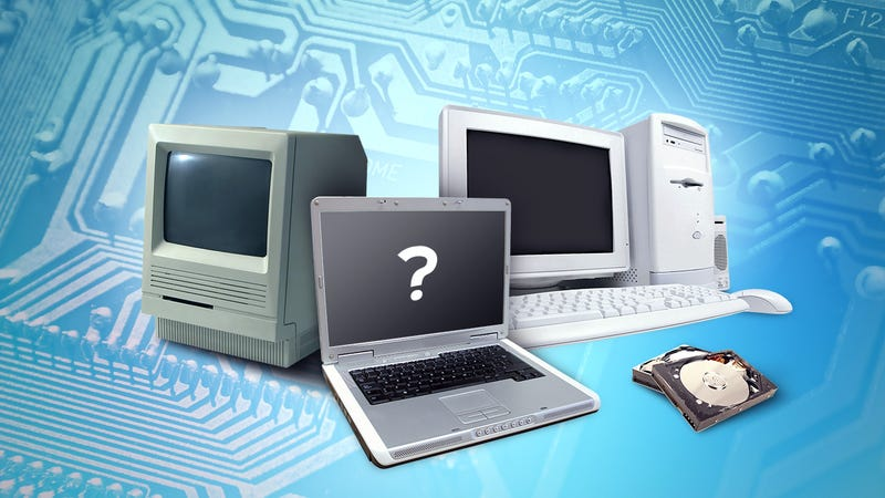 What Do You Do With Your Old Computers?