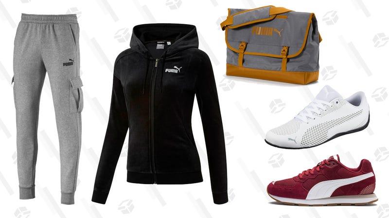 60% en selección de estilos | PUMA | Usa el código SPRING19Gráfico: Chelsea Stone