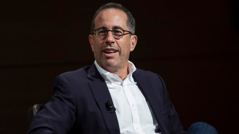 Illustration for article titled Dangerous Knowledge: Jerry Seinfeld Has Gone Insane After Attaining Complete Understanding Of The Deal With Dry Cleaning
