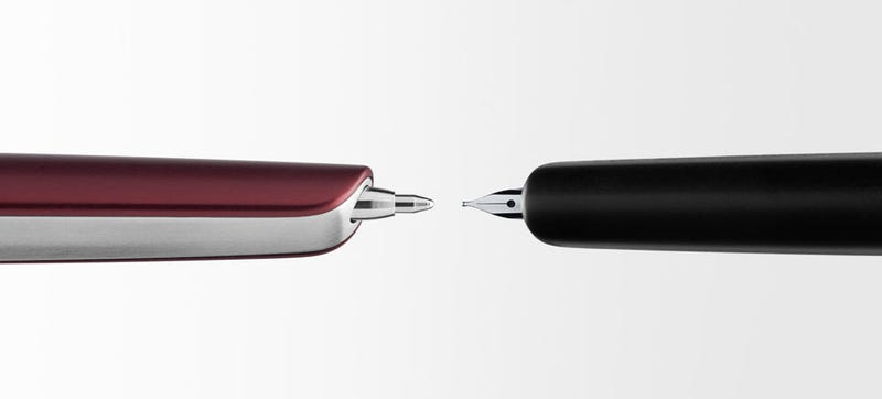 Illustration for article titled This Pen Is Beautiful Enough to Make Me Want to Write in Ink