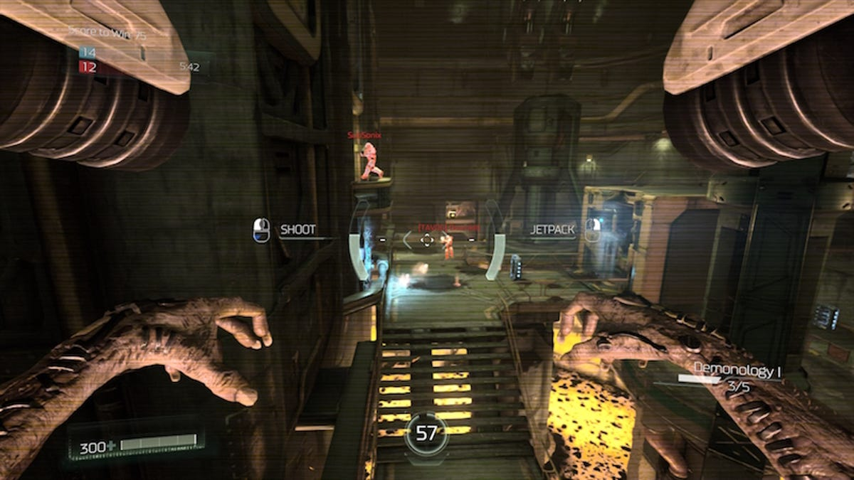 There's Something Not Quite Right About The New DOOM