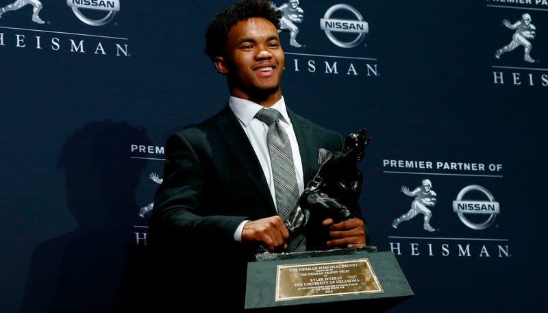 Illustration for article titled Kyler Murray Suddenly Seems Interested In The NFL