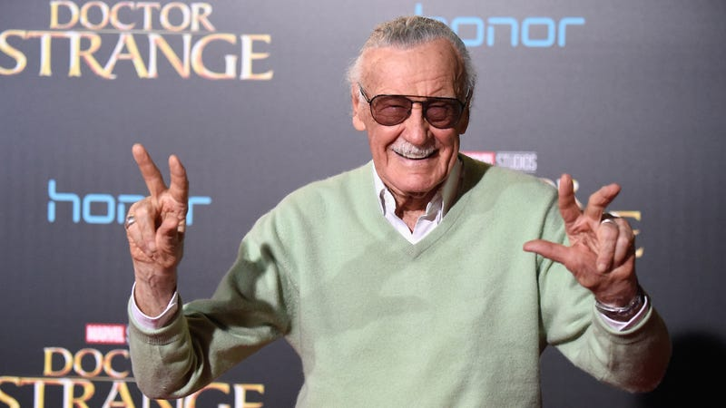 Illustration for article titled Stan Lee drops $1 billion lawsuit, making it all seem even weirder than before