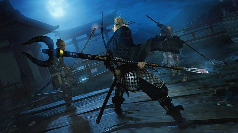 Illustration for article titled Today's best deals: Nioh, summer ebooks, and more