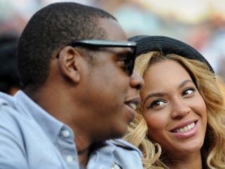 Jay-Z and Beyoncé (Rob Tringall/Getty Images)