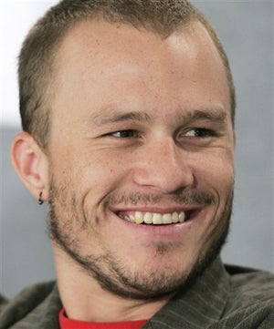 Illustration for article titled Did Heath Ledger Father A Love Child?